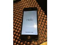 APPLE IPHONE 5s BLACK. 16gb. UNLOCKED. Can be viewed in G3 Glasgow area. Works perfectly