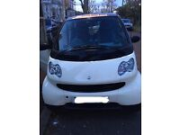SMART FORTWO 2006 CREAM AND BLACK MUCH LOVED LOW MILEAGE