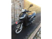 Matt Black - 2011 Peugeot Tweet 125cc - £849