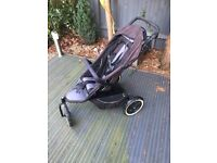 !Gone - awaiting collection! FREE - Phil & Teds double pushchair