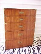 Antique Tall Boy Dresser