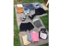 Woman's clothes / shoes bundle £25