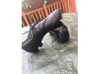 Adi pure size 7 football boots