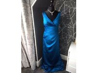 Stunning fitted prom or bridesmaid dress