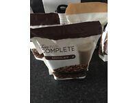 Juice plus 1 vanilla ,2 chocolate and 2 opened ones £10 per pack opened ones free