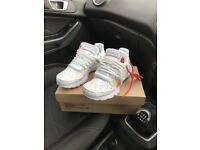 30ac74ac2ff4 Nike Air Presto X Off White uk8 us9