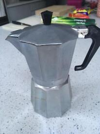 Stove top coffee maker