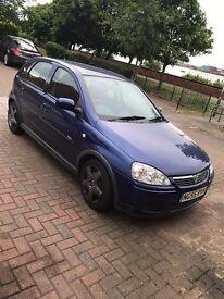 Vauxhall Corsa 1.4 petrol auto