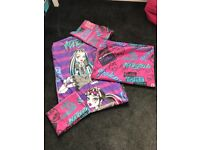 Monster high single quilt cover