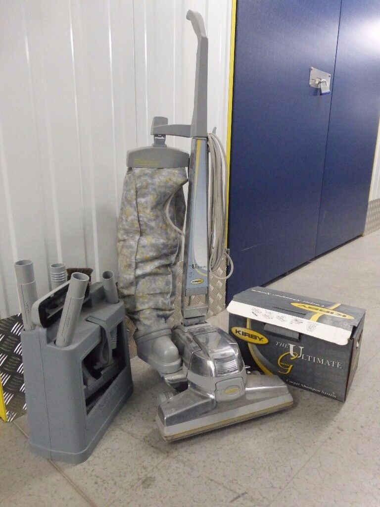 Kirby Vacuum and cleaning system