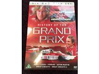 Grand Prix 6 DVD Box Gift Set