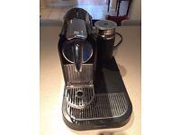MUST SELL! Nespresso Magimix Cappuccino Machine