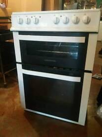 Normende 60cm Cooker & 6 month warranty
