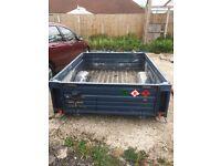 Landrover body (hi- capity) £500