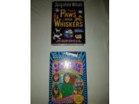 Paws and Whiskers, Sapphire Battersea Jacqueline Wilson Books Hardback Used Good Condition