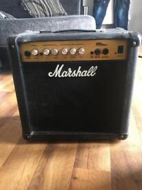 Marshall MG series 15 CD amplifier