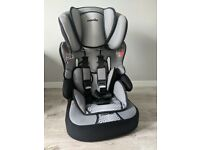 New Nania Highback Booster Car seat Group 1/2/3 (9-36kg)