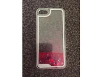 iPhone 5s Moving Glitter Case