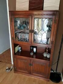 Mahogany style dresser