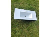 Bathroom basin / sink 800 width