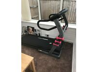 Treadmill with auto incline like new - maxima fitness complete with manuals