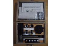 SPQR type Gunson G4094 Tappet Adjuster Kit
