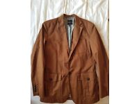 Slim fit casual jacket Medium