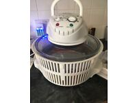 Halogen oven & cookbook