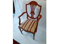 Set of 6 chairs (2carver)