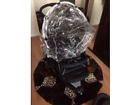 Double pushchair Graco