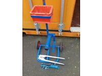 PALLET AND BOXES STRAPPING TOOL