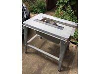 Clarke woodworker table saw