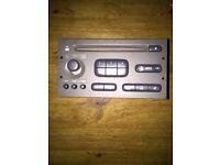 Saab 93 1998-2002 cd player/stero/radio