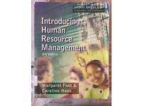 Introduction to Human Resources Management 2nd edition