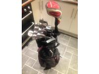 Cleveland irons Taylormade Burner driver plus extras