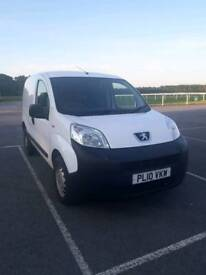 "Peugeot Bipper S HDI 1.4 ""LOW MILEAGE"" ONO"
