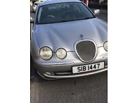 Jaguar s-type V 8 Auto