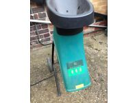 Gardenline garden waste shredder.