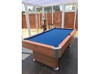 6ft BCE Pool Table