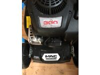 Mac Allister petol mower great condition hardly used ..