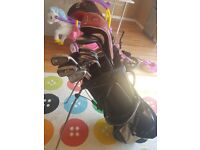Callaway, Taylor made, full golf set