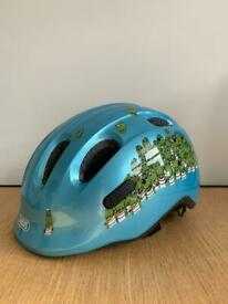 ABUS boys Smiley bicycle helmet size 45-50cm