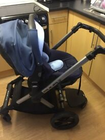 Jane muum matrix Tavel system & isofix