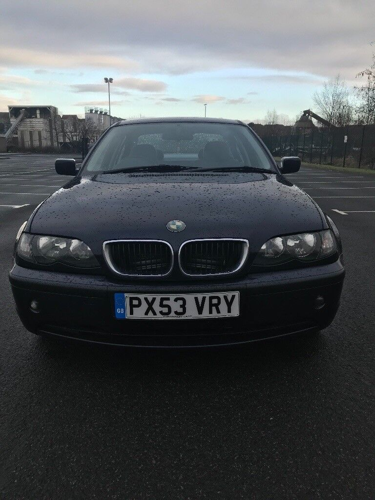 BMW 320 2.0L Manual sixgearbox ,Diesel