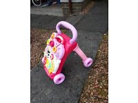 Fisher price baby walker for sale