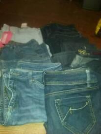 Women jeans 14/16