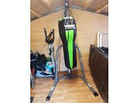 Everlast Stand and York Tethered Punch Bag 4ft