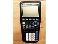 Texas Instruments TI-83 Plus Graphics Calculator