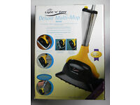 HomeTek Light N Easy Deluxe Multi-Mop 1550w Steam Floor Cleaner