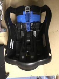 Graco car seat and base £0